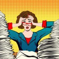 Stress påvirker arbejdsevnen